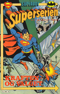 Cover Thumbnail for Superserien (Semic, 1982 series) #16/1982
