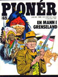 Cover Thumbnail for Pioner (Semic, 1981 series) #48