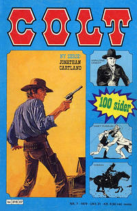 Cover Thumbnail for Colt (Semic, 1978 series) #7/1979