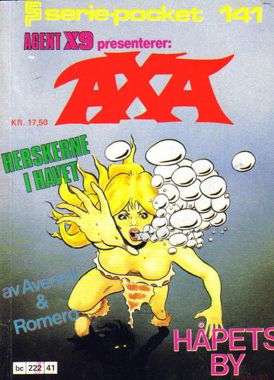 Cover for Serie-pocket (Semic, 1977 series) #141