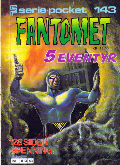 Cover for Serie-pocket (Semic, 1977 series) #143