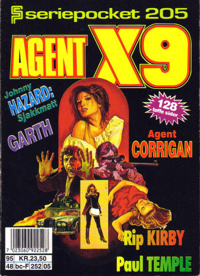 Cover for Serie-pocket (1977 series) #205