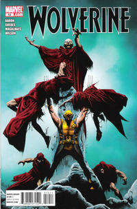 Cover Thumbnail for Wolverine (Marvel, 2010 series) #10