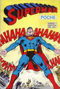 Cover Thumbnail for Superman Poche (Sage - Sagdition, 1976 series) #4