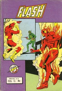 Cover Thumbnail for Flash (Arédit-Artima, 1970 series) #40