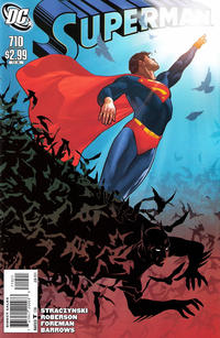 Cover for Superman (2006 series) #710 [Direct]