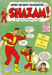 Cover Thumbnail for Shazam! (Arédit-Artima, 1974 series) #8