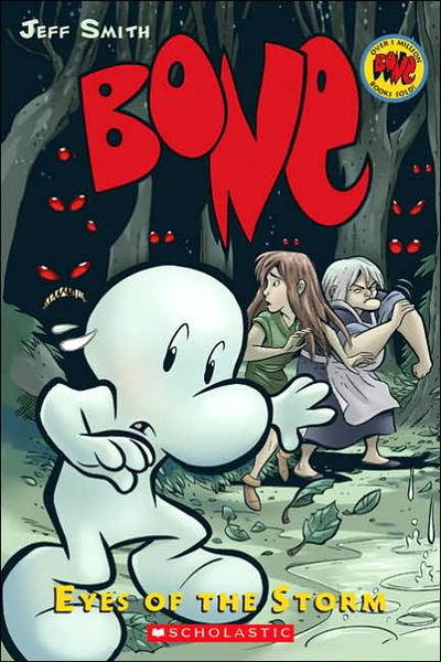 Cover for Bone (2005 series) #3 - Eyes of the Storm