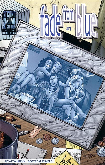 Cover for Fade from Blue (Second 2 Some Studios, 2002 series) #1