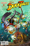 Cover for DuckTales (Boom! Studios, 2011 series) #2