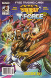 Cover for Mr. T and the T-Force (Now, 1993 series) #2 [Newsstand Edition]