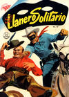 Cover for El Llanero Solitario (Editorial Novaro, 1953 series) #18