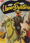 Cover for El Llanero Solitario (Editorial Novaro, 1953 series) #21
