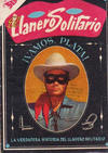Cover for El Llanero Solitario (Editorial Novaro, 1953 series) #71
