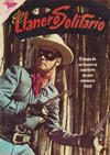 Cover for El Llanero Solitario (Editorial Novaro, 1953 series) #125