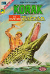 Cover for Korak (Editorial Novaro, 1972 series) #12