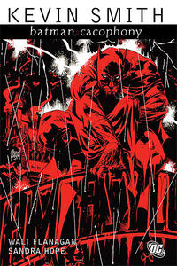 Cover Thumbnail for Batman: Cacophony (DC, 2009 series)