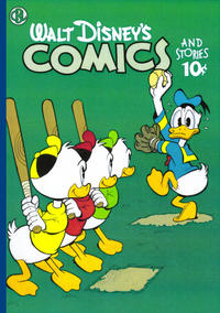 Cover Thumbnail for The Carl Barks Library (Another Rainbow, 1983 series) #9