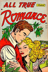 Cover Thumbnail for All True Romance (Comic Media, 1951 series) #6