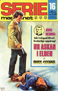 Cover Thumbnail for Seriemagasinet (Semic, 1970 series) #16/1981