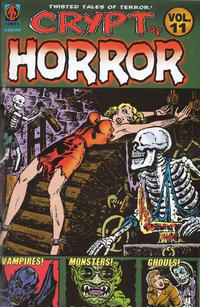 Cover Thumbnail for Crypt of Horror (AC, 2005 series) #11