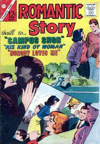 Cover Thumbnail for Romantic Story (Charlton, 1954 series) #78