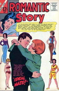 Cover Thumbnail for Romantic Story (Charlton, 1954 series) #83