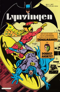 Cover Thumbnail for Lynvingen (Semic, 1977 series) #9/1977