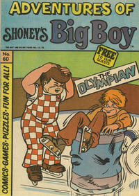 Cover for Adventures of Big Boy (Paragon Products, 1976 series) #60