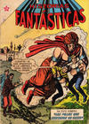 Cover for Historias Fantásticas (Editorial Novaro, 1958 series) #70