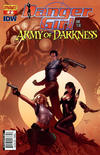 Cover Thumbnail for Danger Girl and the Army of Darkness (2011 series) #2 [Paul Renaud Cover]