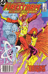 Cover for The Fury of Firestorm (DC, 1982 series) #22 [Newsstand]