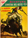Cover for Aventura (Editorial Novaro, 1954 series) #65