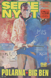 Cover Thumbnail for Serie-nytt [delas?] (Semic, 1970 series) #18/1974