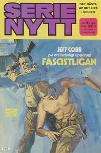 Cover Thumbnail for Serie-nytt [delas?] (Semic, 1970 series) #9/1976