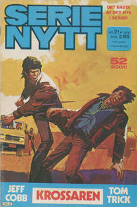 Cover Thumbnail for Serie-nytt [delas?] (Semic, 1970 series) #21/1976