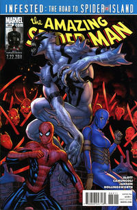 Cover Thumbnail for The Amazing Spider-Man (Marvel, 1999 series) #664