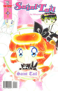 Cover Thumbnail for Saint Tail Comic (Tokyopop, 2000 series) #9