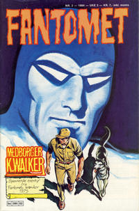 Cover Thumbnail for Fantomet (Semic, 1976 series) #2/1984