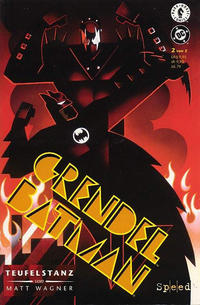 Cover Thumbnail for Batman Grendel (Tilsner, 2000 series) #2
