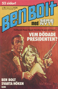 Cover Thumbnail for Serie-nytt [delas?] (Semic, 1970 series) #9/1980