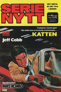 Cover Thumbnail for Serie-nytt [delas?] (Semic, 1970 series) #15/1978