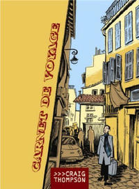 Cover Thumbnail for Carnet de Voyage (Top Shelf, 2004 series) #[nn]