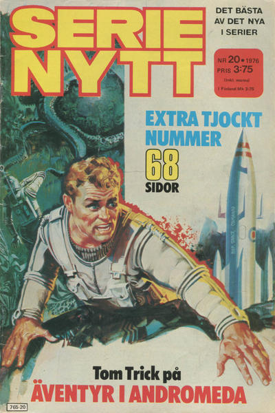 Cover for Serie-nytt [delas?] (1970 series) #20/1976
