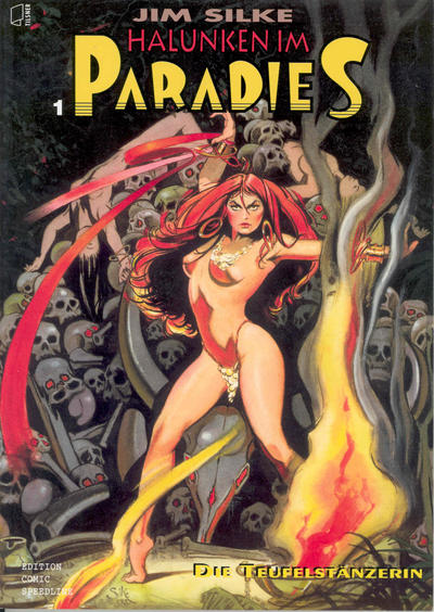 Cover for Halunken im Paradies (1995 series) #1