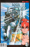 Cover for Aqua Knight (Viz, 2000 series) #3