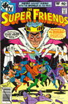 Cover for Super Friends (DC, 1976 series) #25 [Whitman Edition]