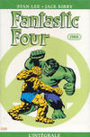 Cover for Fantastic Four : L'intégrale (Panini France, 2003 series) #1964