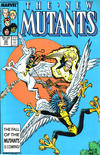 Cover Thumbnail for The New Mutants (1983 series) #58 [direct]