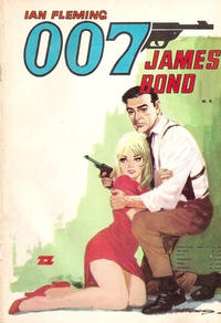 Cover for 007 James Bond (Zig-Zag, 1968 series) #37